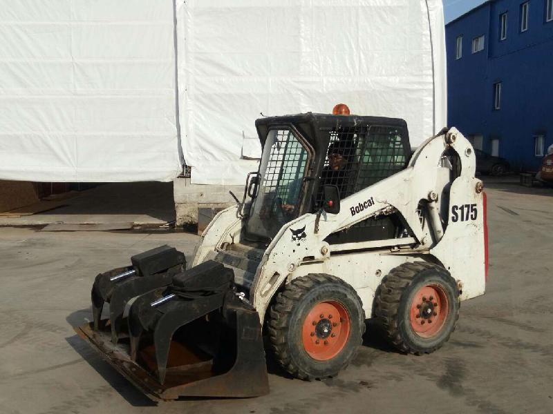 Bobcat S175 технические характеристики ширина