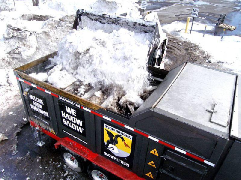 Расчет на уборку снега с кровли